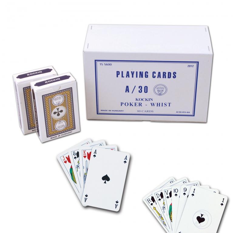 Hungary Hoşgün Ay-30 Playing Cards