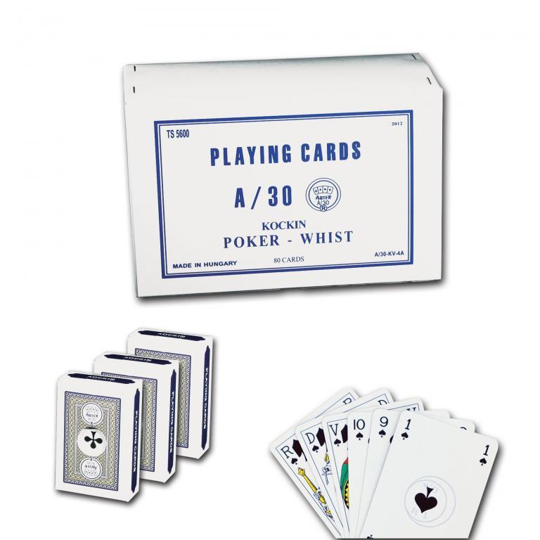 Orjinal Artex Hoşkin Playing Cards