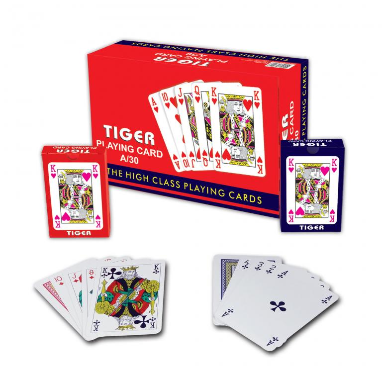 Tıger A-30 Playing Cards