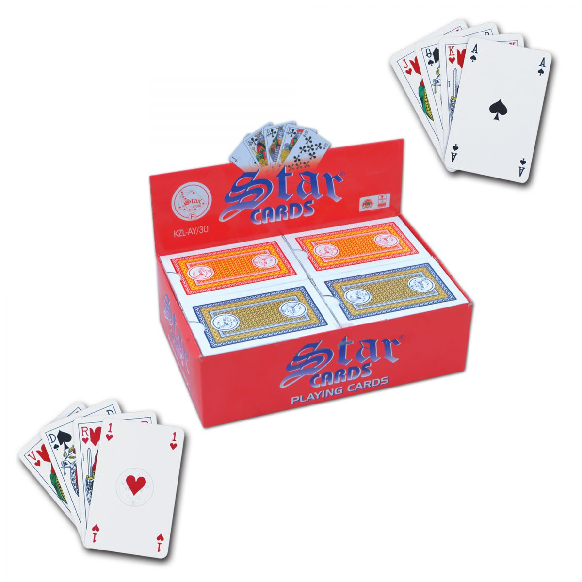 Star Ay-30 Playing Cards