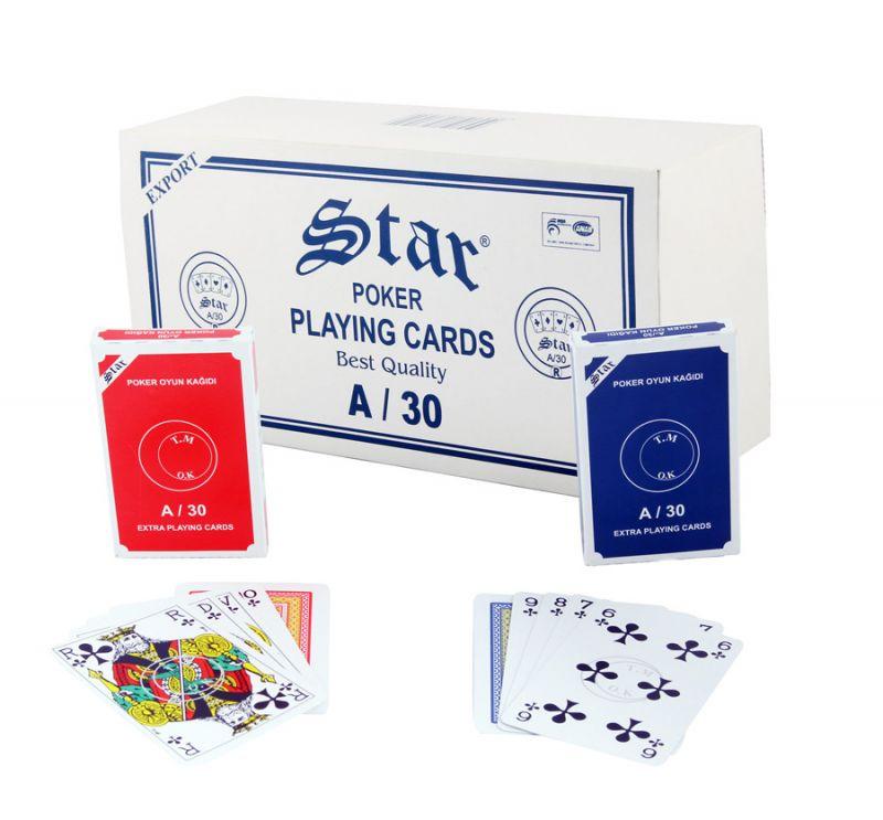 Star Poker Oyun Kağıdı